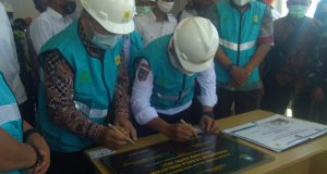 9 Desa di Lingga Teraliri Listrik PLN, Kado Dari Gubernur Ansar Ahmad