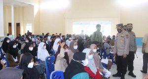 Gerai Vaksinasi Presisi Di Wilayah Kabupaten Lingga
