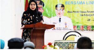 Pelatihan Aktivis PATBM Lingga, Dewi Kumalasari: Kekerasan Anak Diharapkan Menurun