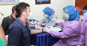 Semarak Hari Jadi Pemprov Kepri Ke-19, Segera Digelar Pekan Vaksinasi Se-Kepri