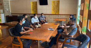 Kemenhub Sampaikan Permohonan Maaf Kepada Awak Media Atas Insiden Kunjungan Di Batam