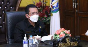 Gubernur Surati Menteri Perhubungan Terkait Kewenangan Laut Tentang Retribusi Daerah