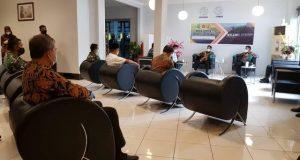 261 Orang PMI di Rawat di RSKI Pulau Galang,Danrem 033/WP Perketat Jalur Laut Dari Malaysia DanSingapura